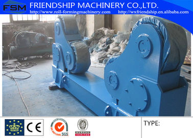 150 Ton Self-aligned Welded Rotators Turntable 6 KW Heavy Duty