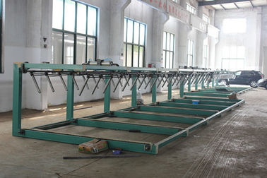 Decoiler Roof Panel Roll Forming Enquipment 3 Phase Stacker Machine