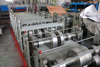 0.8mm - 1.5mm Thickness K Span Roll Forming Machine With 13 Steps