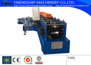 Container Room Bracket Rack Roll Forming Machine For Support Container Room / Board Room