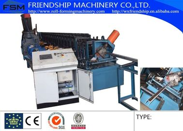 3 MM Thickness Support Rack Roll Forming Machine Used For Heavy Type