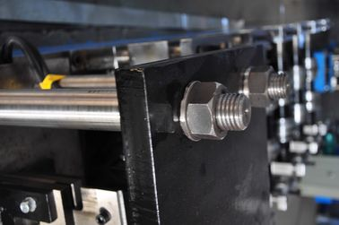 China Light Weight Stud Roll Former Machine With Continuous Punching System supplier