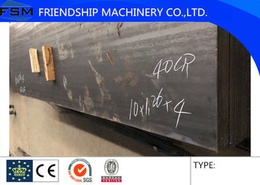 40Cr Bright Mild Steel Plate Thickness From 5-350 Mm Width From 500-2500mm