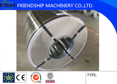 Hot Dipped Galvanized Steel Coil Sheet , GI Sheet Metal Coil Iso Standard