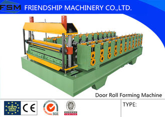 5.5 KW Wall Board Roll Forming Machinery with Automatic Length Measurement