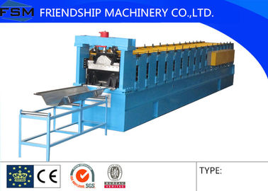 K Span Roll Forming Machinery With Vechicle , 45 # Steel , Quenched HRC 58 - 62