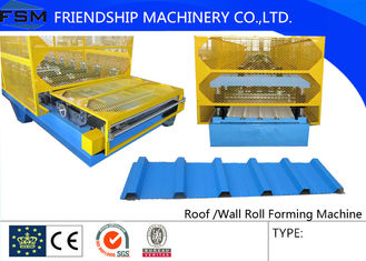 380V Metal Roll Forming Machine and Automated Cutting Machinery