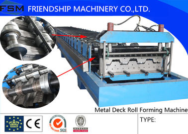 7.5kw Digital Control Metal Forming Machinery , For Fold and Slit Work Piece
