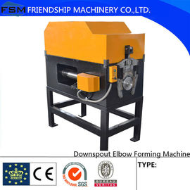 Color Steel Pipe Roll Forming Machine , Pipe Bending Equipment