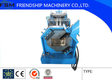 Hydraulic Cutting System Roll Forming Machines With 17steps Galvanized Steel
