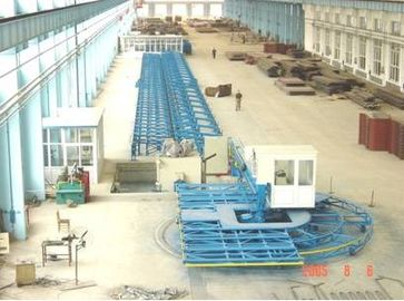 Serpentuator Tube Membrane Panel Production Line 125MW 300MW