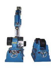 Pipe Welding Rotators With Assisting Pressure Column Welding Machine