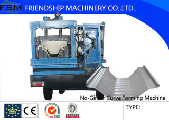 K Span Arch Roof Roll Forming Machine For 610mm Span Roof Panel