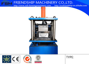 Half Round Gutter Roll Forming Machine Automatic Length Measuring