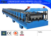 China 15m/min Laser Metal Deck Roll Forming Enquipment With PLC System company