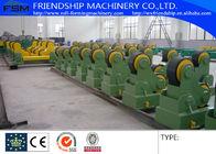 China Self-Aligning Vessel Welding Rotator 2t , Pipe Welding Machine distributor