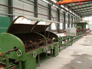 China Tube Polishing Membrane Panel Production Line Rust Removing company