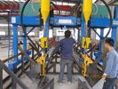 China H Beam Gantry Welding Machine H Beam Welding MH-1000 factory