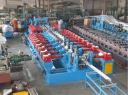 China C & Z Purlin Changeable Roll Forming Machinery, Gearbox Type factory