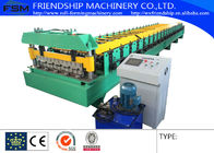 15m/Min Electronic Steel Roll Forming Machine With Motor 15kw 380v 3 Phase