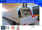 China Automatic PLC Control No. 914-610 Type K Span Roll Forming Machine,Max Span 38 Meters company