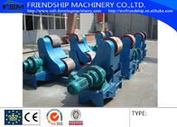 China Long Seam Welding Rotators , 80t Welding Turning Roll factory