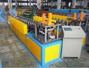China U Angle Roll Forming Machine,6000x800x1200mm Size Metal Forming Machinery factory