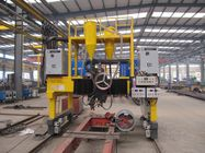 China trailer Beam Welding Line Machine factory