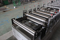 Automatic Roof Panel Roll Forming Machine Touching Screen 3kw