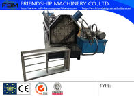 China 3C Fire Frame Steel Metal Forming Machinery For Fire Resistant Damper company