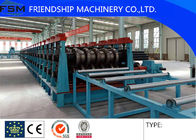 China 2.0mm or 4.0mm or 6.0mm Bridge Culvert Pipe Forming Machine Large Bridge Diameter Waves size 50x150mm company