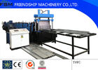 China 100-800mm Automatic Change Size Cable Tray Roll Forming Machine  Driven Gearbox / Mortor driven company