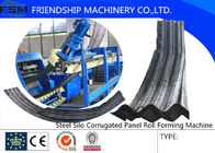 China 20 Forming Stations Corrugated Sheet Roll Forming Machine 2 mm Panel company