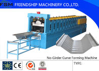 610 No-girder Metal Forming Machinery Single Row Chain , 12Mpa Pressure