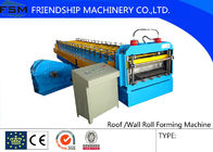 Hydraulic Manual Roll Forming Machinery with PLC Computer Control