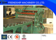 China Grain Storage Steel Silo Forming Machine , PLC Toya Pip Forming Machine company