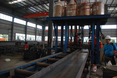 China H Beam Horizontal Welding Line,Beam Welding Line company
