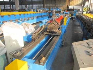 China Light Steel Truss C Stud Roll Forming Machine For Steel Stud , Roof Ceiling Batten factory