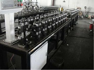 China 0.4 - 1.0mm U Runner Stud Roll Forming Machine With Guiding Column Forming Structure factory