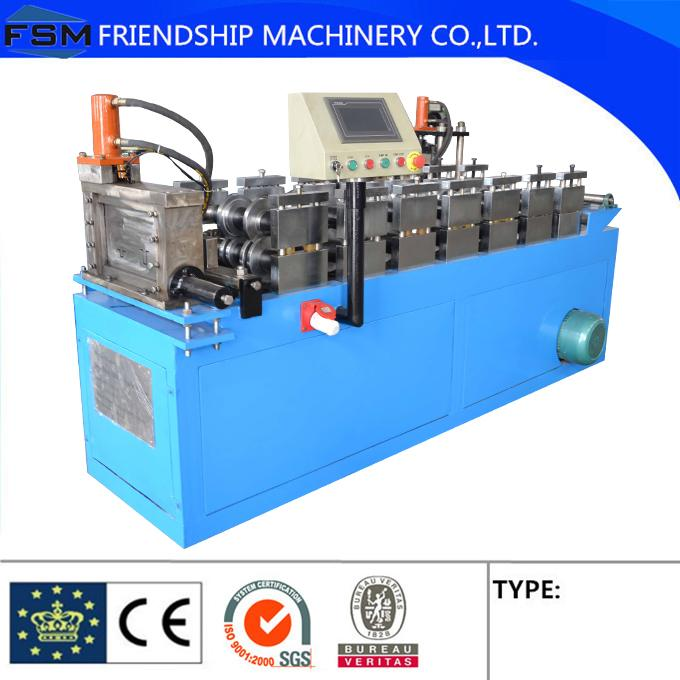 Stud Keel Steel Metal Forming Machinery PLC Panasonic Control System