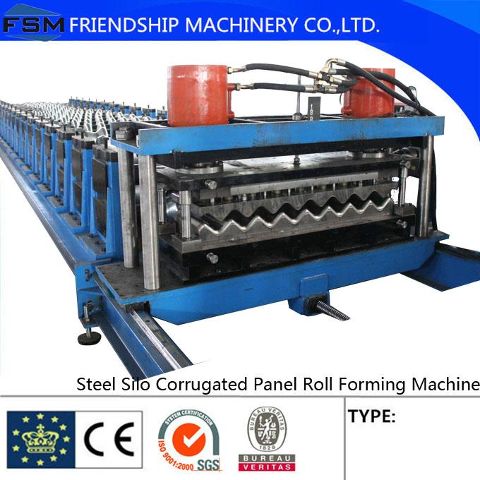 Roofing Sheet Making Machines - Corrugated Roof Sheet